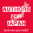 Authors for Japan badge