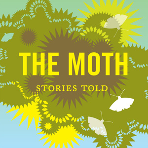 Logo for The Moth